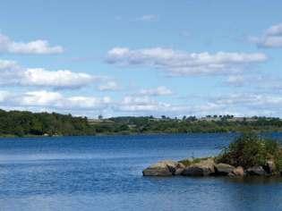 Le lac du Rousset