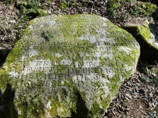 La pierre d'Orgeval