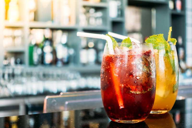 Photographie de Cocktails