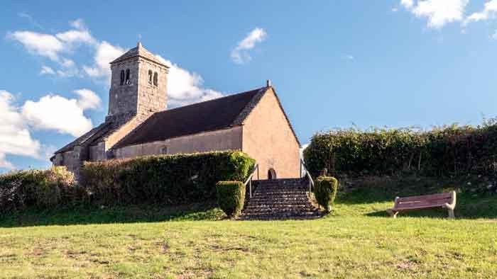 Photographie de la chapelle de Saint-Quentin
