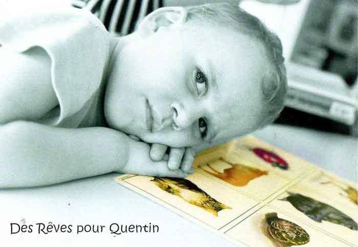 Icone de l'association des Rêves pour Quentin