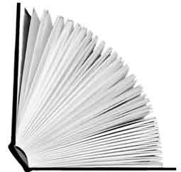 Illustration livre ouvert