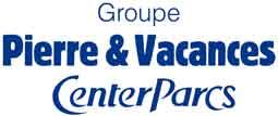 Logo Groupe Pierre et Vacances - Center Parcs