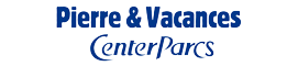 Logo du groupe Pierre & Vacances Center Parcs