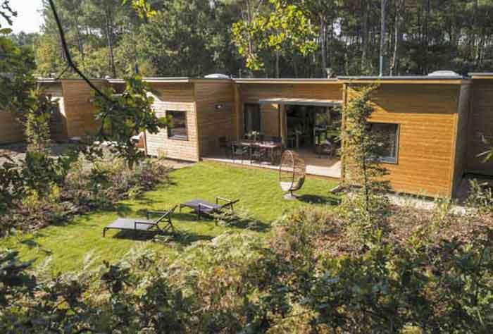 Cottage Center Parcs Vienne