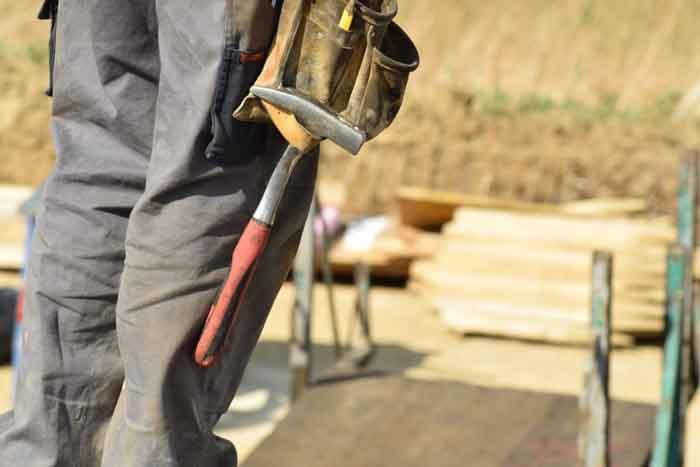 Photographie d'un travailleur