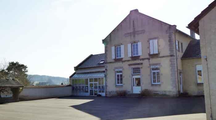 École maternelle et élémentaire de Marizy à Le Rousset-Marizy