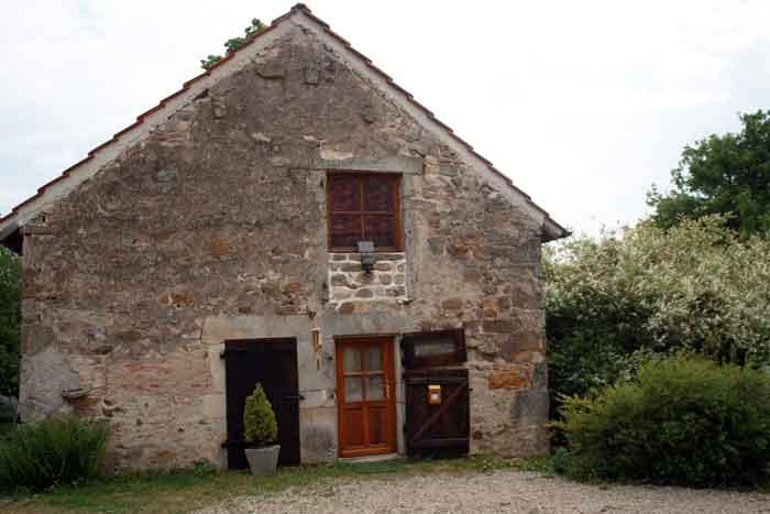 Chambre d'hôtes La Petite Maison à Le Rousset-Marizy