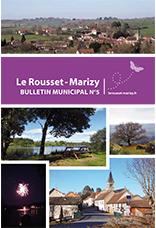 Bulletin Municipale Le Rousset-Marizy n°5
