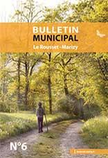 Bulletin Municipale Le Rousset-Marizy n°6
