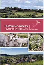 Bulletin Municipale Le Rousset-Marizy n°4