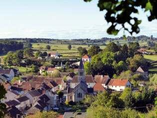 Bourg de Marizy